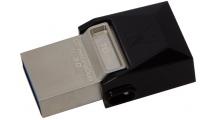 USB Stick Kingston MicroDuo DTDUO3/16GB USB3.0 16GB Black