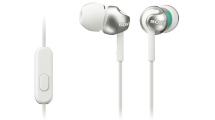 Ακουστικά Handsfree Sony MDREX110APW White