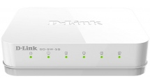 Switch 5 ports D-Link GO-SW-5G