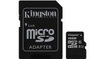 Κάρτα Μνήμης Kingston MicroSDHC 16G SDC10G2/16GB