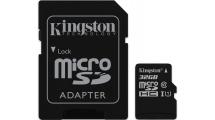Κάρτα Μνήμης Kingston MicroSDHC 32GB SDC10G2/32GB
