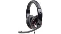 Ακουστικά Gembird MHS-001 Stereo Headset Glossy Black