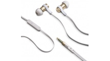 Ακουστικά Handsfree Celly Stereo 3.5 mm Gold