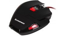 Gaming Mouse Lenovo M600 Black-Red