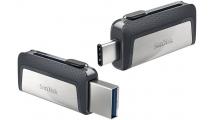 USB Stick Sandisk Dual Drive 16GB USB 3.1 Type C SDDDC2-016G-G46