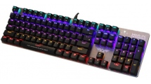 Πληκτρολόγιο Armaggeddon Mechanical Gaming Psychfalcon MKA-7C CT