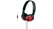Ακουστικά Handsfree Sony MDR-ZX310APR Red