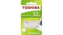 USB Stick Toshiba U203 USB2.0 32GB White