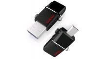 USB Stick Sandisk Dual Drive USB3.0 64GB SDDD2-064G-GAM46