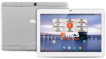 Tablet MLS Alu Plus 10,1'' 16GB 4G Silver
