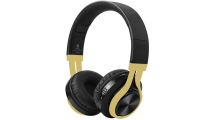 Ακουστικά Crystal Audio BT-01-KG Black-Gold