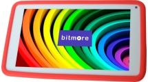 Θήκη Σιλικόνης Bitmore 7 Red