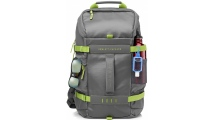 Τσάντα Πλάτης 15.6'' HP Odyssey Sport Backpack Grey/Green