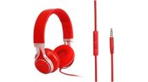 Ακουστικά Handsfree Element HD-670-R Red
