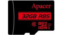Κάρτα Μνήμης Apacer microSDHC 32GB R85 UHS-I U1