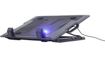 Βάση Laptop Cooler Gembird NBS-1F17T-01
