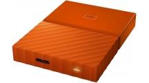 Εξωτερικός Σκληρός Δίσκος WD My Passport 1TB 2.5'' USB 3.0 Orange
