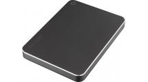 Εξωτερικός Σκληρός Δίσκος Toshiba Canvio Premium 2TB 2.5'' USB 3.0 Dark Grey + PMT750