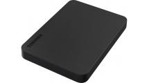 Εξωτερικός Σκληρός Δίσκος Toshiba Canvio Basics 3TB 2.5'' USB 3.0 Black + PMT750
