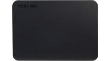 Εξωτερικός Σκληρός Δίσκος Toshiba Canvio Basics 4TB 2.5'' USB 3.0 Black+ PMT750