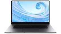 Laptop Huawei MateBook D 15.6'' FHD(R5-3500U/8GB/256GB SSD/Vega 8) Grey
