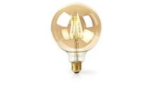 WiFi Smart Bulb Nedis WIFILF10GDG125