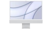 "Apple iMac 24"" M1-8Core/8GB/256GB/8‑core GPU Silver (MGPC3GR/A)"