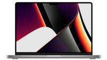 Apple MacBook Pro 14'' (M1 Pro/16GB/512GB) Space Gray MKGP3GR/A