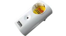 Μονόπριζο Ασφαλείας Crystal Audio CP1-1300-70W Λευκό