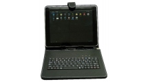 Θήκη Tablet 7'' με πληκτρολόγιο Element TAB-100 Black