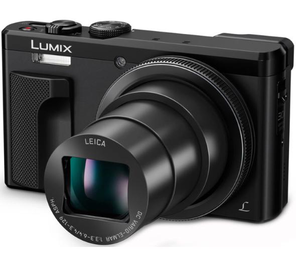 Φωτογραφική Μηχανή Panasonic DMC-TZ80EG-K