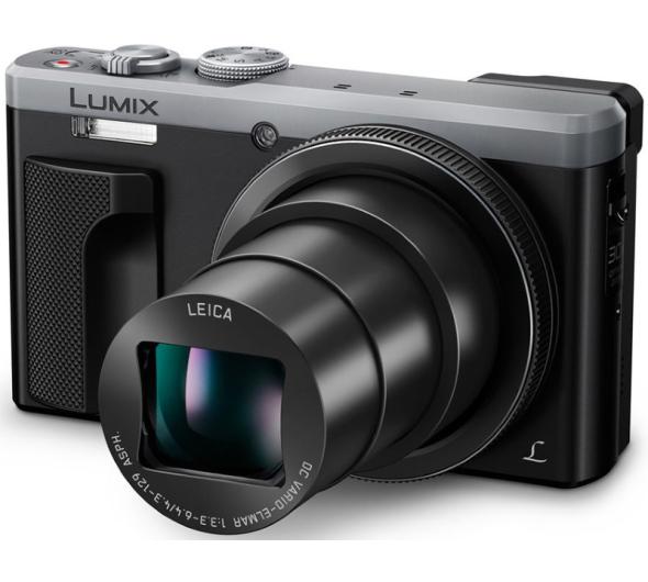 Φωτογραφική Μηχανή Panasonic DMC-TZ80EG-S Ασημί