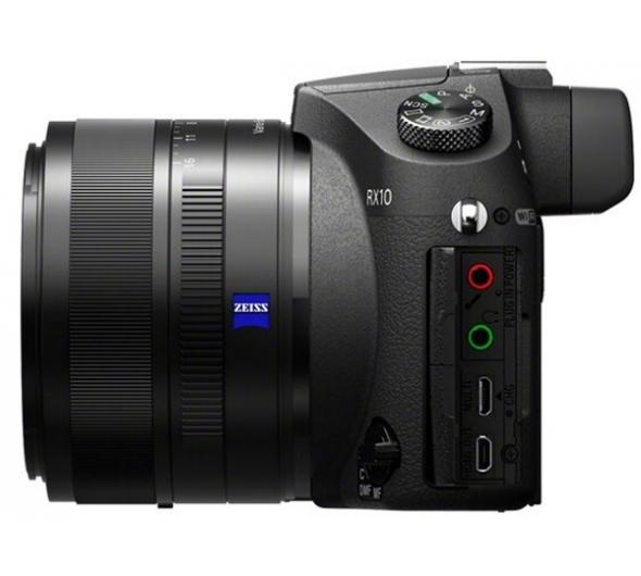 Φωτογραφική Μηχανή Sony DSCRX10 Μαύρη