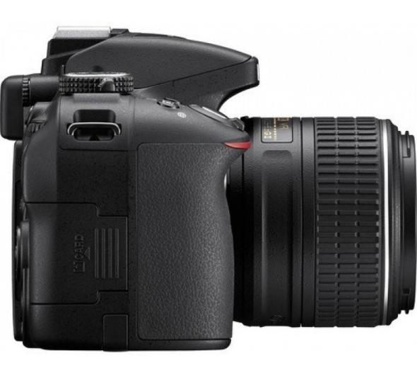 Φωτογραφική Μηχανή Nikon D5300 AF-P 18-55VR + AF-P 70-300VR Μαύρη