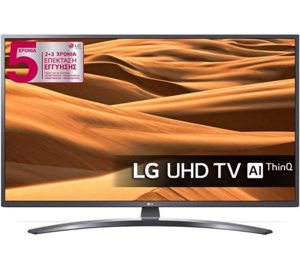 TV LG 65UM7400PLB 65'' Smart 4K