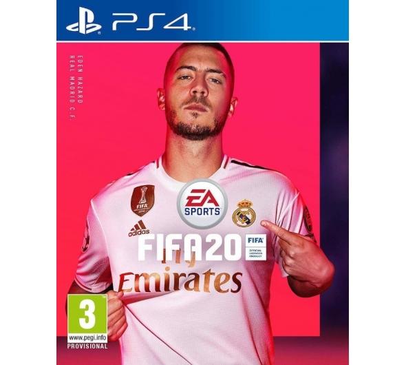 Sony PS4 Pro 1TB G + FIFA 20 + FUTVCH + PS 14 Days