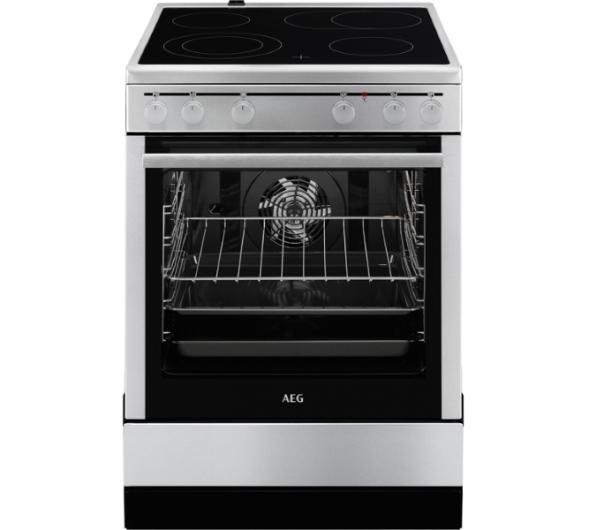 Κουζίνα Κεραμική Aeg 40006VS-MN Inox