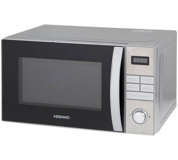 Φούρνος Μικροκυμάτων Eskimo ES-2105 ING Inox