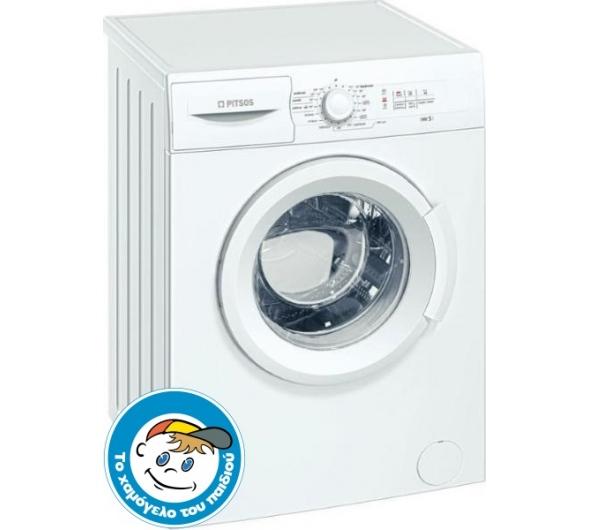 Πλυντήριο Ρούχων Pitsos WXP801B5 5,5 kg A+