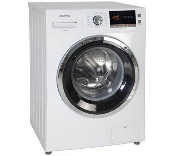 Πλυντήριο Ρούχων Eskimo ES 8980 Lux 8 kg A+++