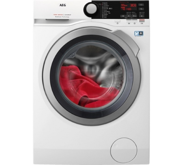 Πλυντήριο Ρούχων AEG L7FBE48S 8 kg A+++ -30%