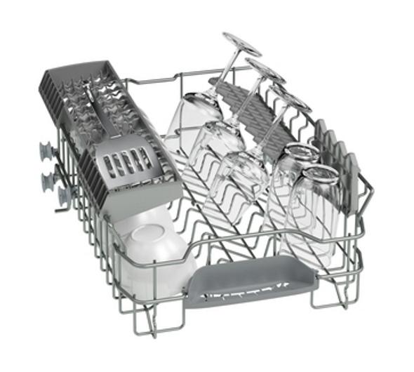 Πλυντήριο Πιάτων Pitsos DRS5518 Inox 45 cm Α+