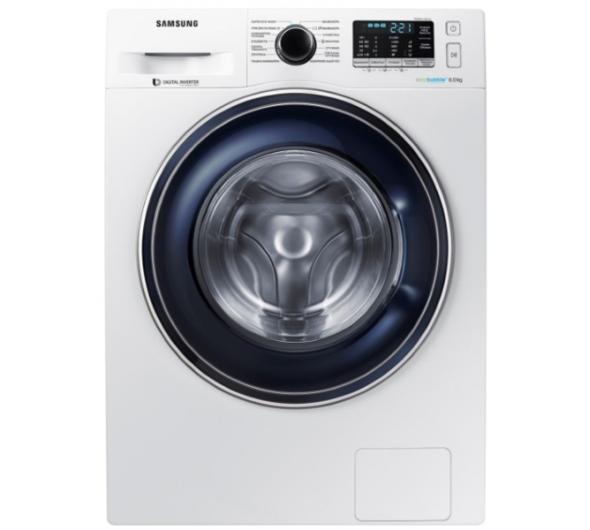 Πλυντήριο Ρούχων Samsung WW80J5445FW Eco Bubble 8 kg A+++