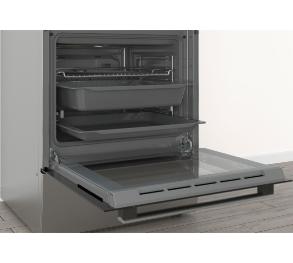Κουζίνα Κεραμική Pitsos PHN139150 Inox Α