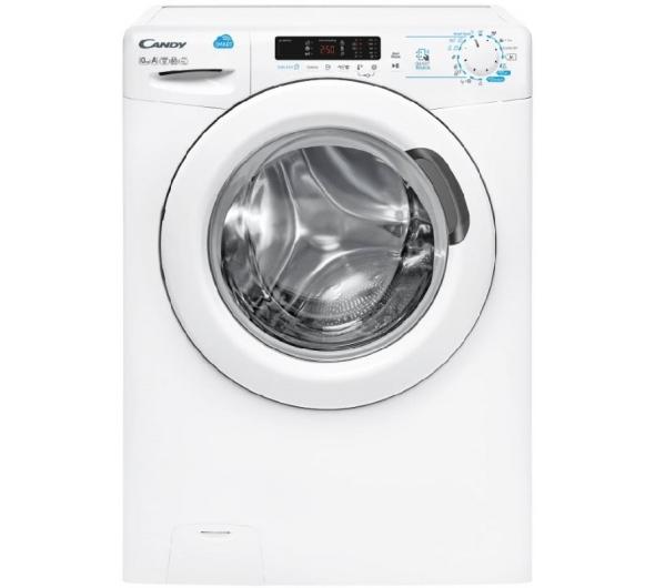 Πλυντήριο Ρούχων Candy Easy Iron CSS 14102D3-S 10 kg A+++