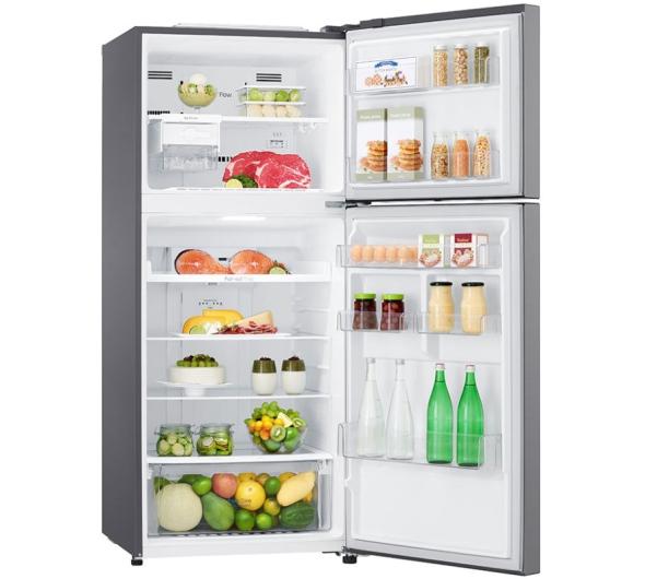 Ψυγείο LG GTB583PZCZD Inox A++