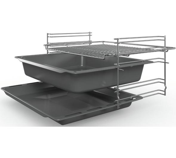Κουζίνα Κεραμική Bosch Serie 4 HKR390050 Inox Α