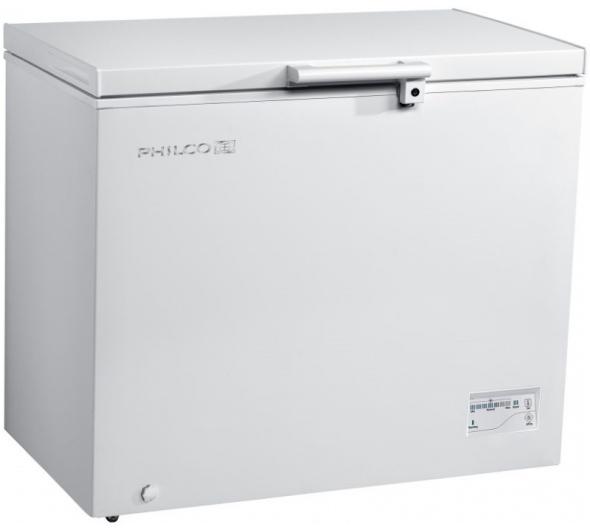 Καταψύκτης Μπαούλο Philco PFC-320 Λευκό F