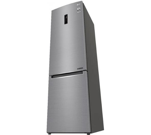 Ψυγειοκαταψύκτης LG GBB62PZHZN Platinum Silver A++