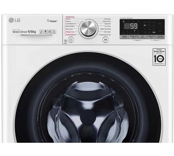 Πλυντήριο - Στεγνωτήριο LG F4DV709H1 9 kg/6 kg Α